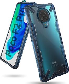 Ringke Fusion X Case Designed for Xiaomi Redmi K30 Pro, Xiaomi Poco F2 Pro (2020) - Space Blue