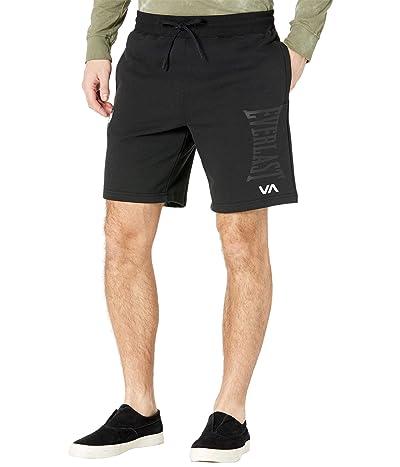 RVCA Everlast Fleece Shorts Men