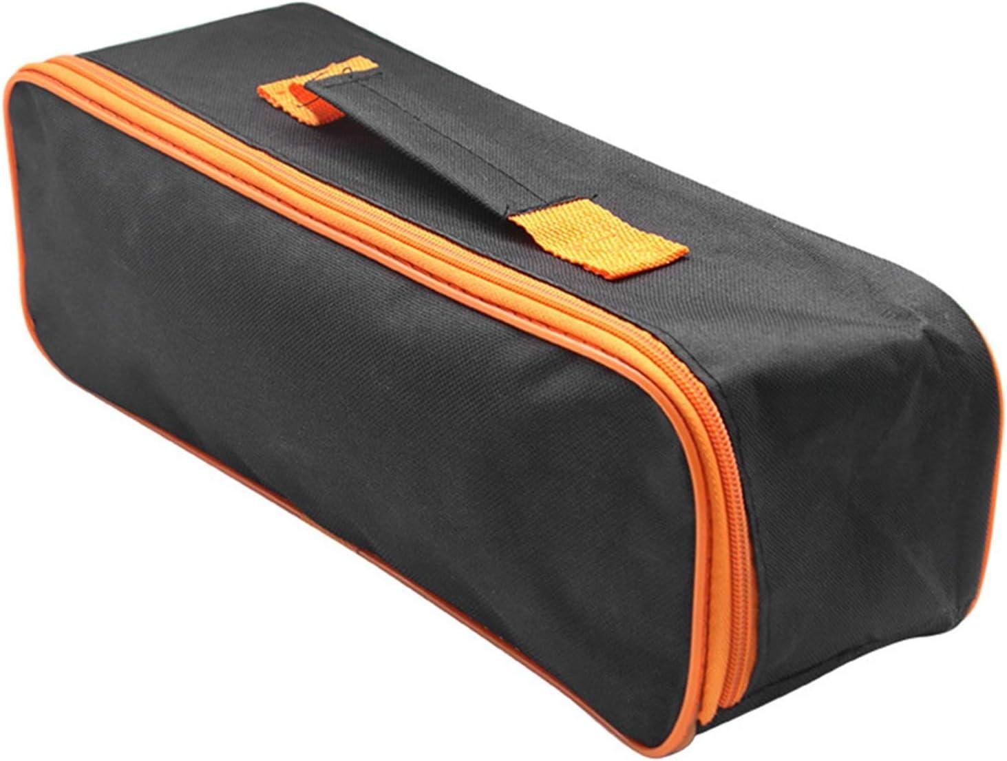 JKXWX Tool Bag Zipper Closure Tool Bags,Electrician Toolbag with