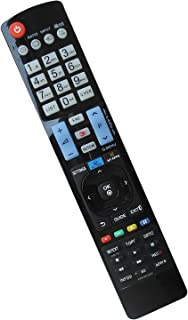 Universal Replacement Remote Control Fit for Pioneer PDP-5070HD PDP-5070PU PDP-5071HD AXD1541 PDP-5080XA PDP-4280XA AXD1553 PDP-507XA LED Plasma HDTV TV Flat Panel Elite PureVision