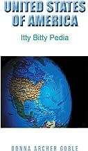 United States of America -  Itty Bitty Pedia