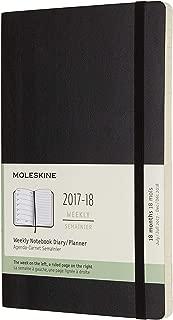 moleskine academic planner 2017 18