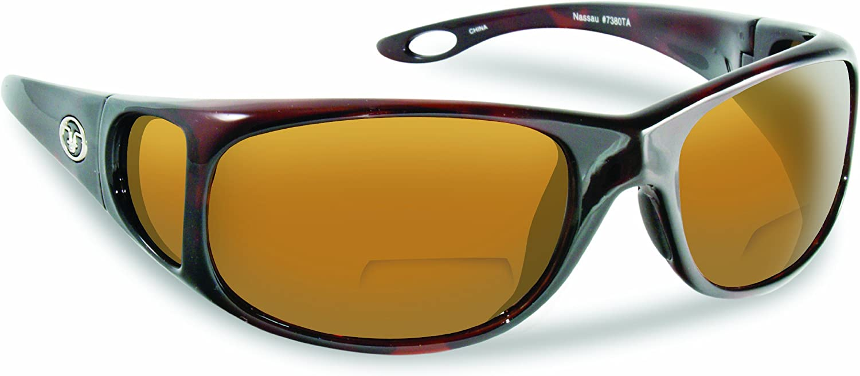 Flying Fisherman Nassau Polarized Sunglasses with AcuTint UV Blocker for Fishing and Outdoor Sports