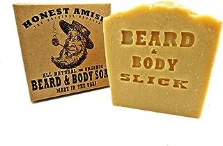 Honest Amish Beard & Body Soap (Slick)