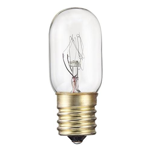 Philips Appliance Clear T7 Light Bulb: 2800-Kelvin, 15-Watt, Intermediate