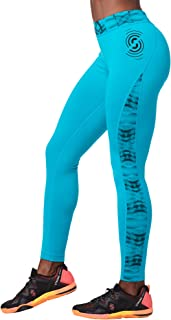 High Waisted Ankle Length Compression Workout Leggings for Women