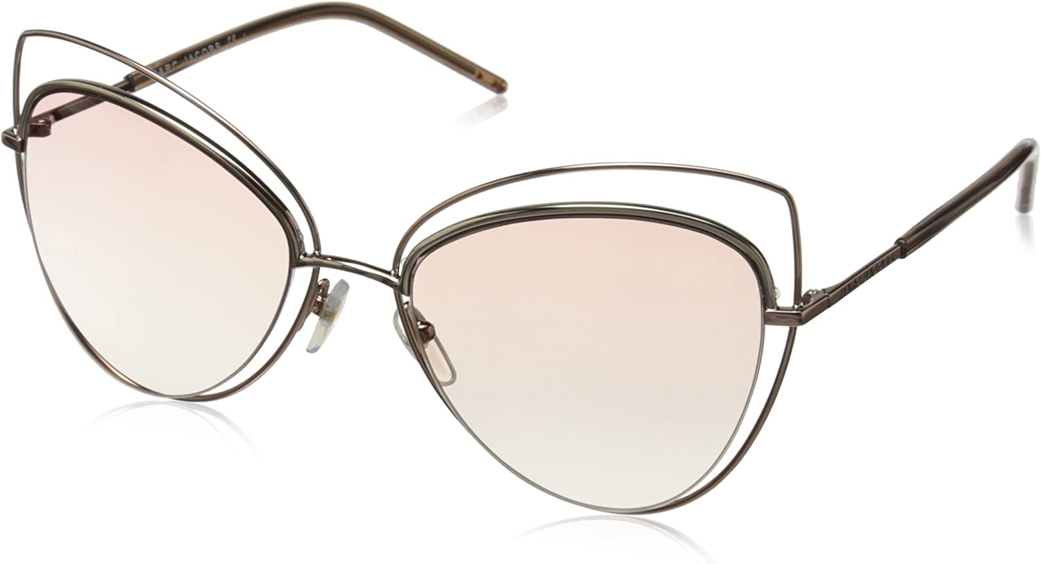 Marc by Marc Jacobs Womens MARC8S Cateye Sunglasses