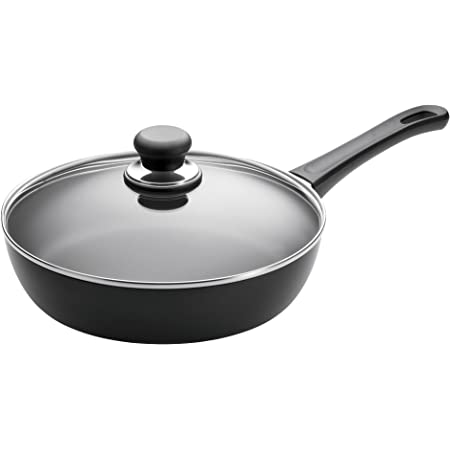 Scanpan Classic Covered Saute Pan, 8-Inch