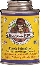 TRUE VALUE PP04204 4 OZ, Purple, PVC Glue