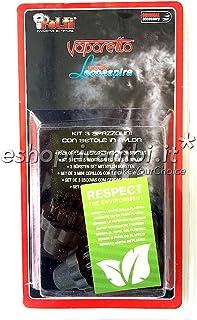 Polti* Vaporella VAPORELLA FOREVER 655 PRO posizionato sotto il tasto interruttore del ferro da stiro Microinterruttore vapore con cavetti per ferro da stiro