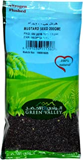 Green Valley Mustard Seed - 200 gm