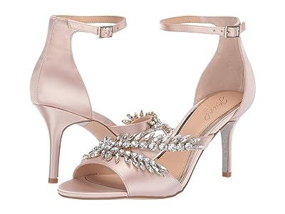 Jewel Badgley Mischka Kailee (Champagne) High Heels