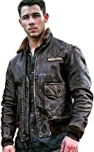 nick jonas leather jacket jumanji
