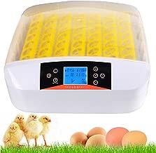 Rapesee Automatic Chicken Egg Incubator Intelligent 56 Eggs Hatching Machine Digital Chicken Duck Egg Hatcher