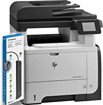 HP Laserjet Pro M521dn All-in-One Printer (A8P79A) with Power Strip Surge Protector