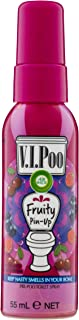 Air Wick VIPoo Toilet Pre-Poo Spray, 55 ml, Fruity Pin Up