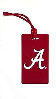 Collegiate Pulse Alabama Crimson Tide NCAA PVC Luggage TAG