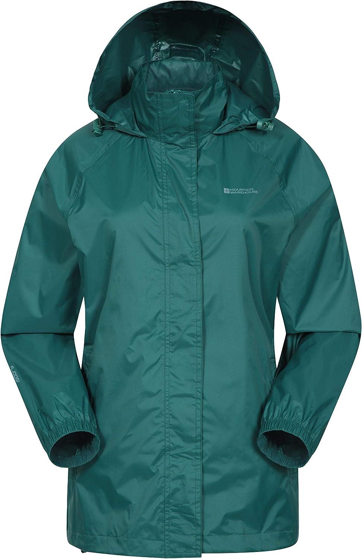 Sales Quantity limited Mountain Warehouse Pakka Womens Waterproof Rain Jacket – Pa