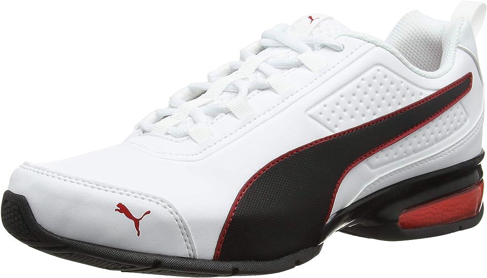 Puma leader vt sl, scarpe running per uomo,sneakers,in pelle sintetica 365291