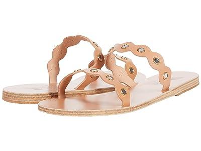 Ancient Greek Sandals Melia Mirrors