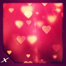 Falling Hearts of Light Motion Free - Let the Hearts Flow