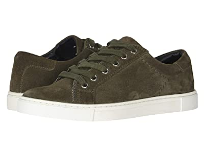 FRYE AND CO. Sindy Moto Low (Fatigue Suede) Women