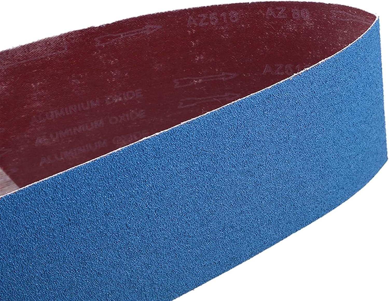Sander Sheets 5pcs 100x915mm Sanding Zirconiu Belt Grits 80-1000 Super beauty product restock quality top Max 43% OFF