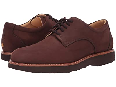 Samuel Hubbard Bucks (Brown Nubuck/Brown Outsole) Men