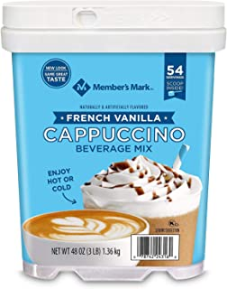 Daily Chef French Vanilla Cappucino - 3 lbs. - SET OF 2