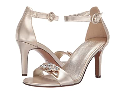 Naturalizer Kinsley 3 (Champagne Metallic Synthetic) High Heels