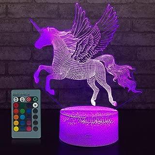 Best unicorn touch lamp Reviews