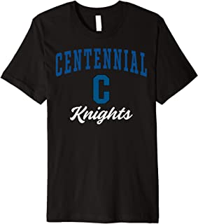 Centennial High School Knights Premium T-Shirt C3