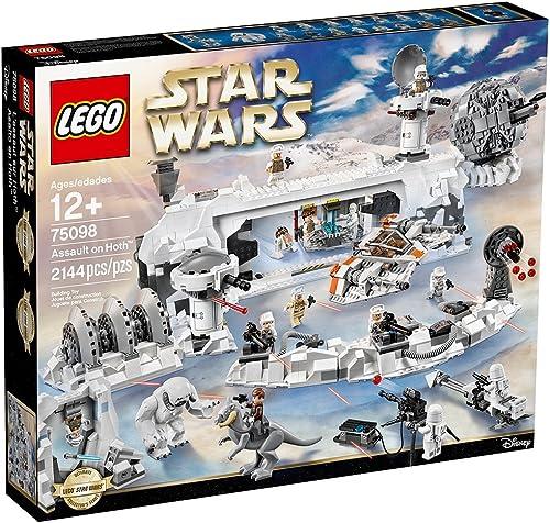 buena calidad LEGO Star Star Star Wars 75098 Assault on Hoth by LEGO  apresurado a ver