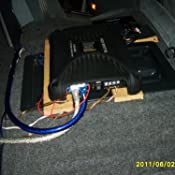 0-Gauge Power//Ground AMPKIT0 16-Gauge Remote Lanzar Contaq Speaker /& Amplifier Wiring Combo Installation Kit 20 Foot RCA Amplifier Complete Install Kit with 150 Amp ANL Inline Fuse 4000W