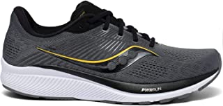 Saucony Men's Guide 14, Charcoal/Gold, 16 Medium