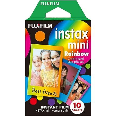 Fujifilm instax mini Rainbow - Película instantánea