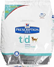 Hill's Prescription Diet t/d Dental Health Dry Dog Food 25 pounds