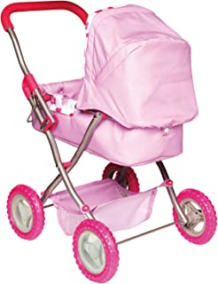 """Manhattan Toy Stella Collection Baby Doll Buggy for 12"""" & 15"""" Dolls for 3 Years +"""