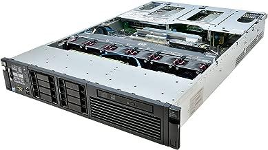 HP ProLiant DL380 G7 Server 2X 3.06Ghz X5675 6C 32GB High-End (Renewed)