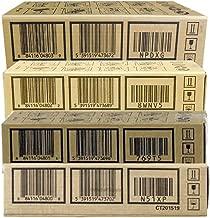 Dell N51XP 2150 2155 Toner Cartridge Set (Black Cyan Magenta Yellow, 4-Pack) in Retail Packaging