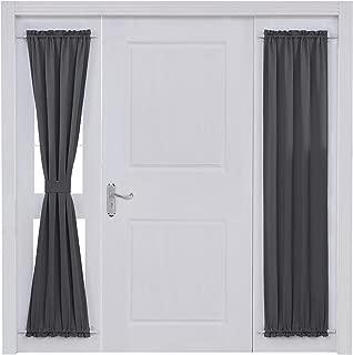 Best door side panel curtains Reviews