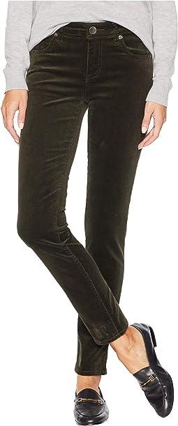 Diana Skinny Jeans in Olive