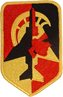 Army National Guard Patch \u2013 Always Ready Always There Travel Patch Iron On \u2013 Embellishment or Applique Uniform Badge