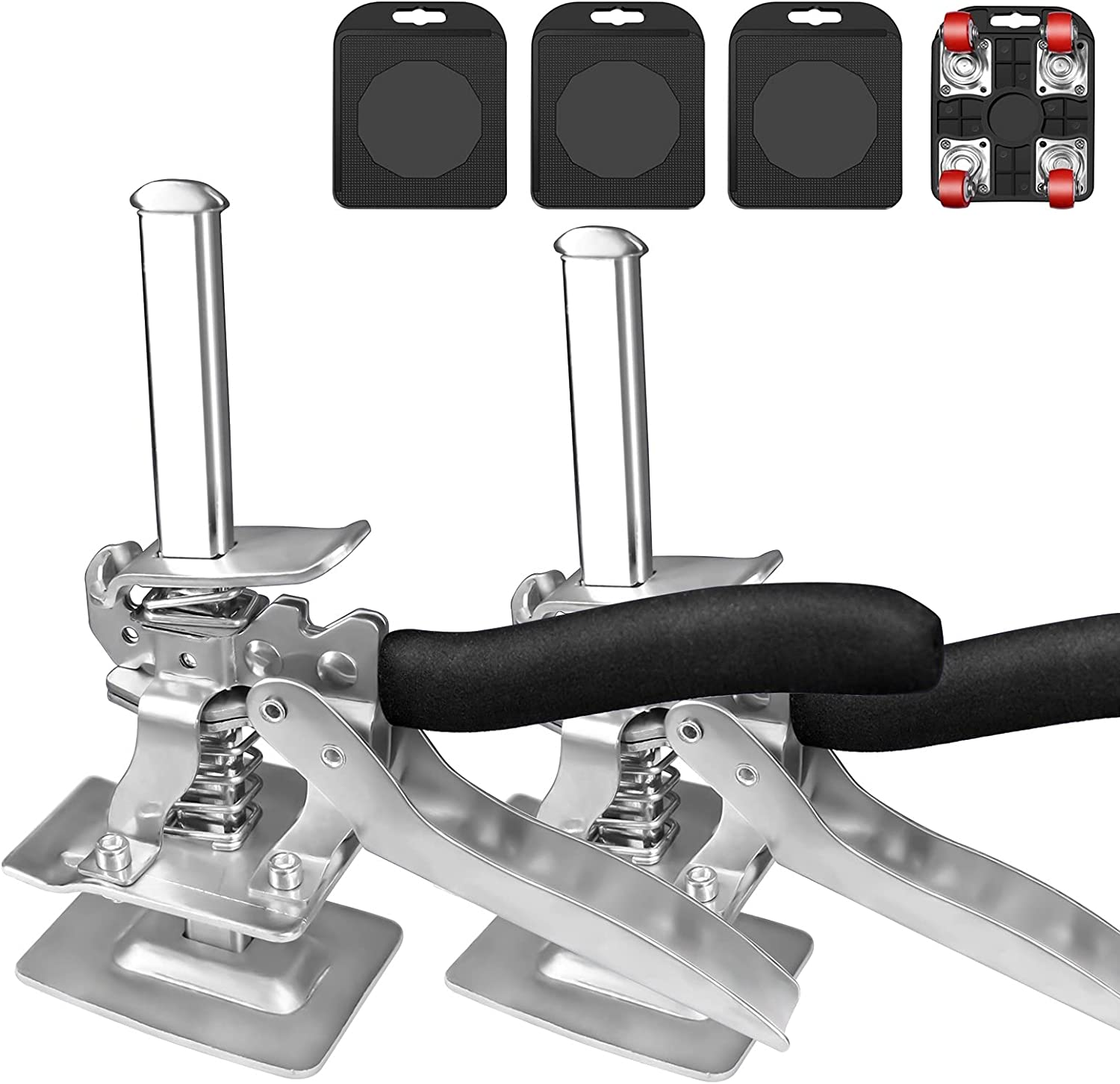 Beauty products 2 Furniture Jack Credence Lifter Kit with Slider 4 Conveniently for Movin