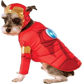 Rubie's Avengers Assemble Deluxe Iron Man Pet Costume, X-Large