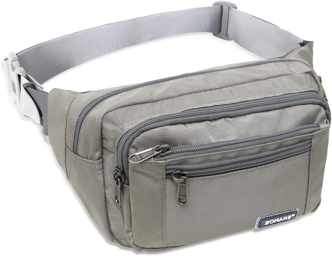 ZOMAKE Large Fanny Pack for Women Bag Resistant Water Men Waist Max 44% OFF OFFicial