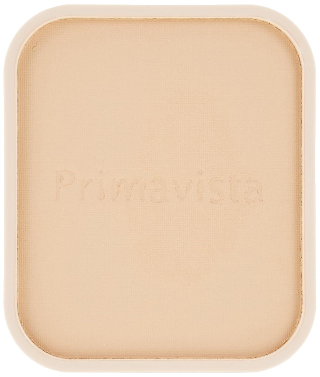 ひもスタジアム小さなソフィーナ プリマヴィスタ くずれにくい 化粧のり実感パウダーファンデーションUV ベージュオークル03 レフィル