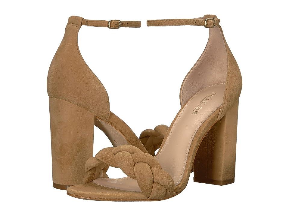 Rachel Zoe Ashton City Heel (Camel Suede) Women
