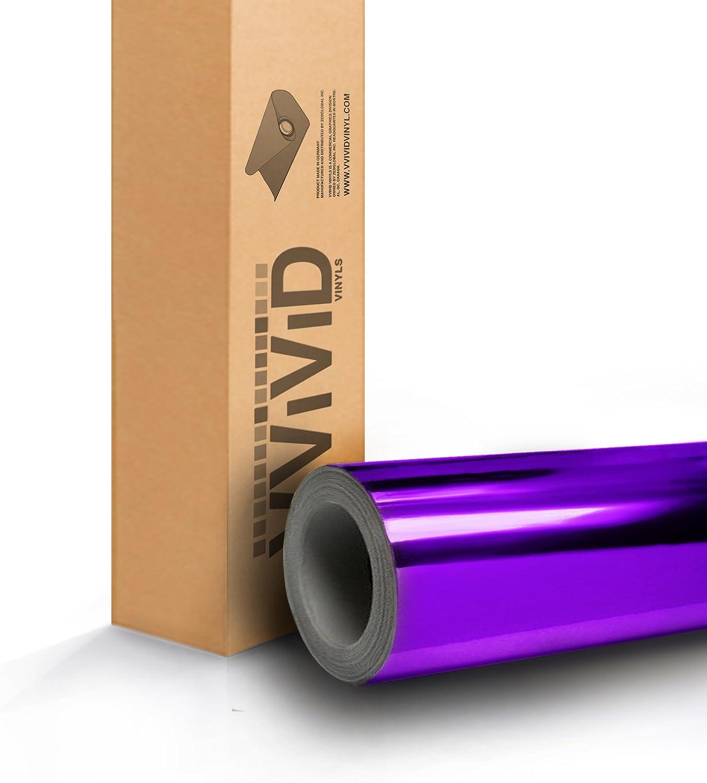 VViViD Weekly update Purple Mirror Chrome Cast x Ranking TOP10 Wrap Vinyl 25ft 5ft