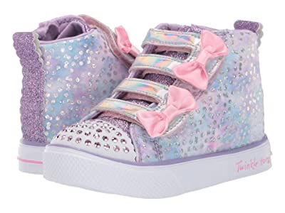 SKECHERS KIDS Twinkle Breeze 2.0 20296N (Toddler/Little Kid) (Lavender/Pink) Girl